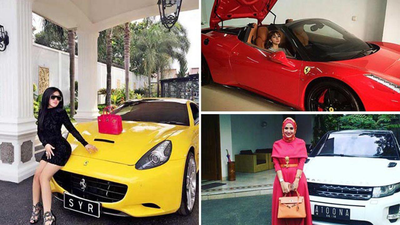 Deretan Artis Indonesia Yang Memiliki Mobil Mewah Blog Unik