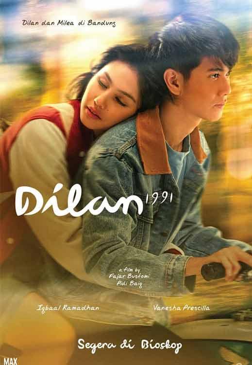 Film Bioskop Tayang Februari 2019 - Dilan 1991 - 28 Februari 2019