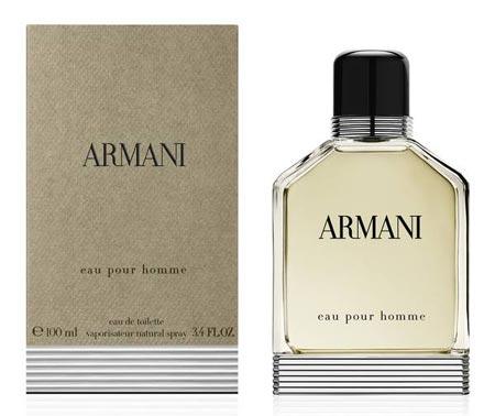 Merk Parfum Yang Bagus Dan Populer Di Indonesia - Giorgio Armani Eau Pour Homme