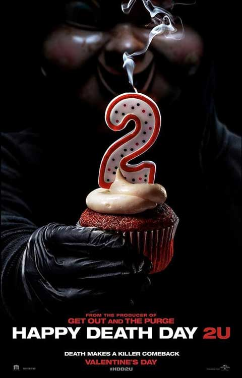 Film Bioskop Tayang Februari 2019 - Happy Death Day 2U - 13 Februari 2019