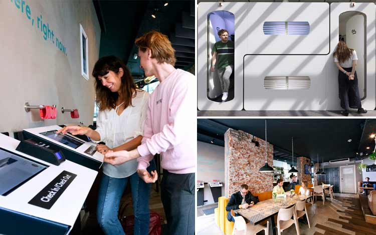 Hotel dengan teknologi canggih - City Hub