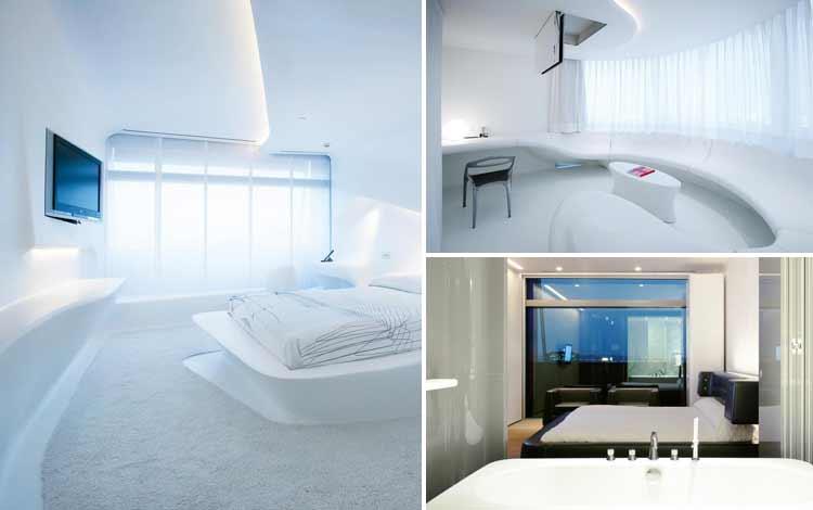 Hotel dengan teknologi canggih - Hotel Puerta America