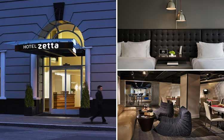 Hotel dengan teknologi canggih - Hotel Zetta