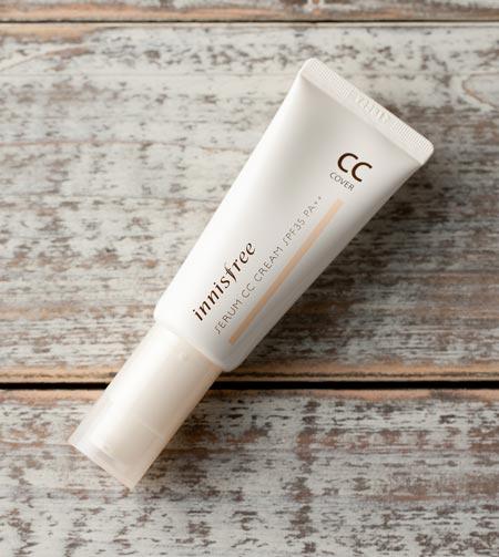 Produk CC Cream Yang Bagus - Innisfree Serum CC Cover