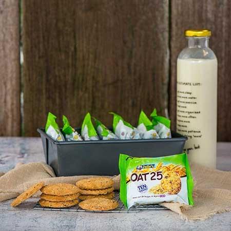 Merek Biskuit Yang Bagus Untuk Diet - Julie's Oat 25
