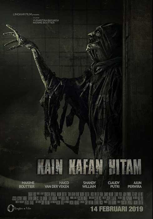 Film Bioskop Tayang Februari 2019 - Kain Kafan Hitam - 14 Februari 2019
