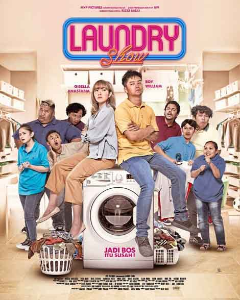 Film Bioskop Tayang Februari 2019 - Laundry Show - 7 Februari 2019