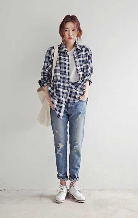 Tips Memilih Baju Untuk Wanita Yang Bertubuh Kurus - Layer Style