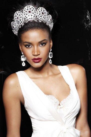 Pemenang Miss Universe Dari Waktu Ke Waktu - Leila Lopes - 2011