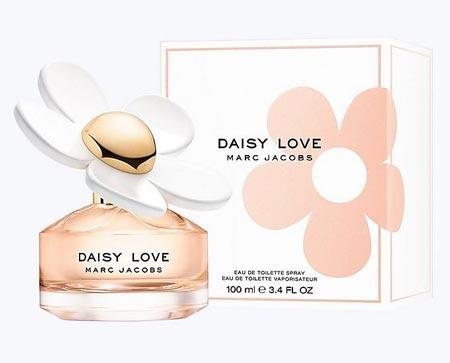 Merk Parfum Wanita Yang Bagus Dan Tahan Lama - Marc Jacobs Daisy Perfume
