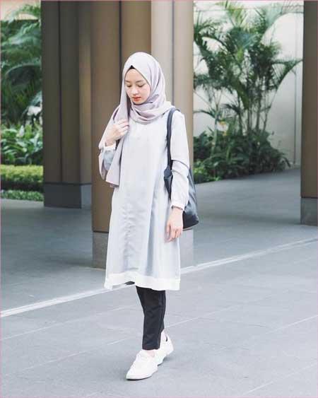 Mix And Match Baju Hijab Casual Untuk Kaum Muslimah