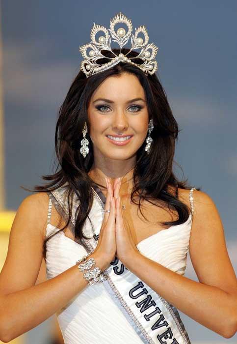 Pemenang Miss Universe Dari Waktu Ke Waktu - Natalie Glebova - 2005
