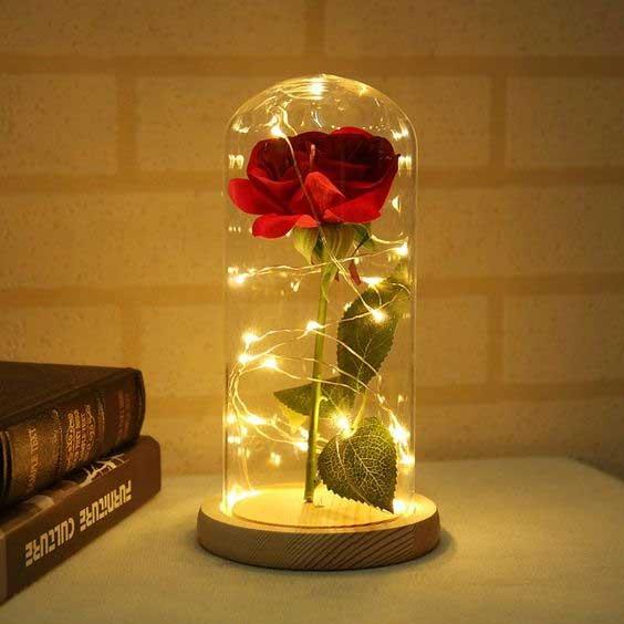 Tips Memilih Kado Yang Tepat Untuk Ultah Pacar Wanita - Night Lamp yang unik