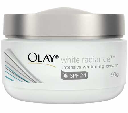 Krim Pemutih Wajah Yang Aman Dan Bersertifikat Bpom - Olay White Radiance Intensive Whitening Cream