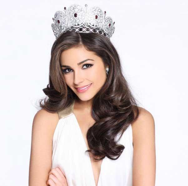 Pemenang Miss Universe Dari Waktu Ke Waktu - Olivia Culpo - 2012