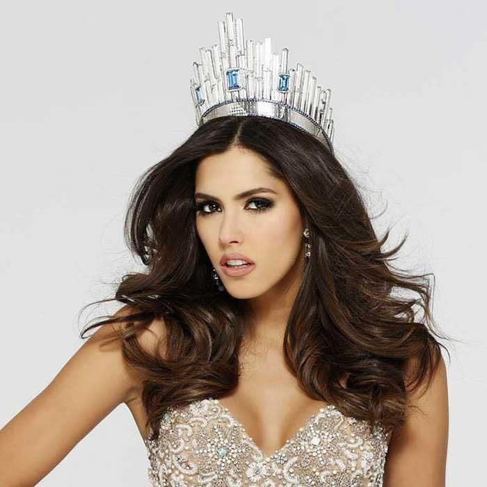 Pemenang Miss Universe Dari Waktu Ke Waktu - Paulina Vega - 2014