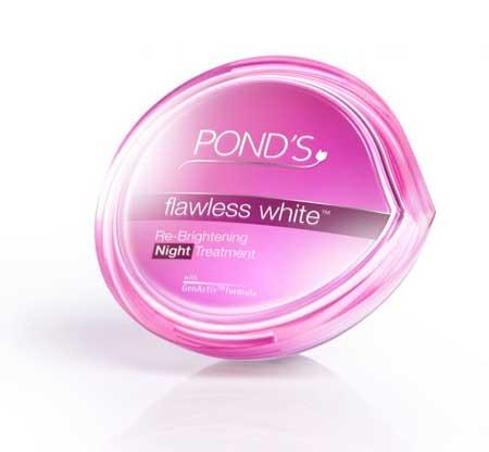 Krim Pemutih Wajah Yang Aman Dan Bersertifikat Bpom - Pond's Flawless White