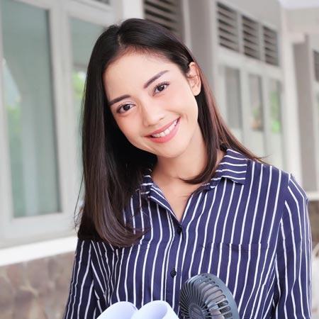 Daftar Pemain Sinetron Cinta Yang Hilang RCTI - Ririn Dwi Ariyanti sebagai Tari