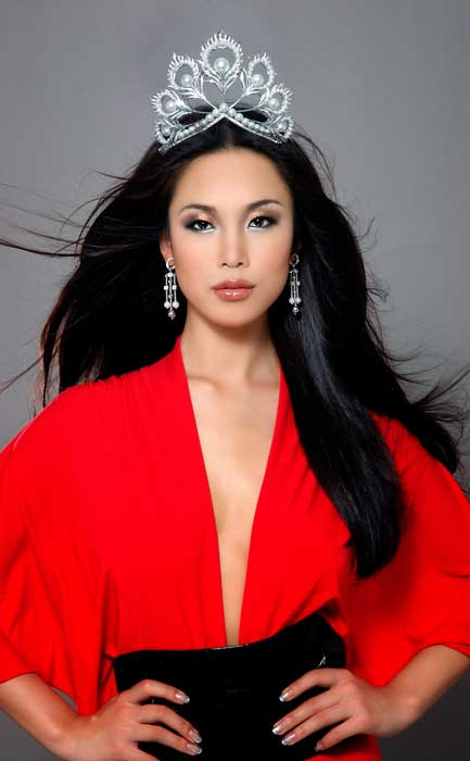 Pemenang Miss Universe Dari Waktu Ke Waktu - Riyo Mori - 2007
