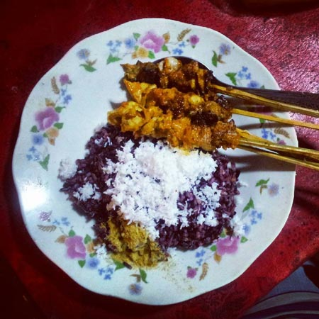 Makanan dan Minuman Khas Surabaya - Sate Karak