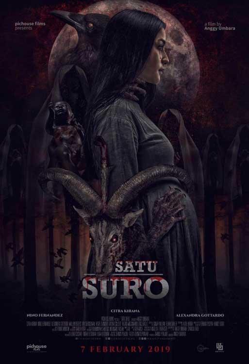 Film Bioskop Tayang Februari 2019 - Satu Suro - 7 Februari 2019