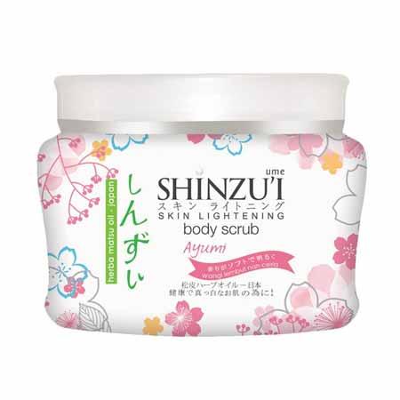 Merk Body Scrub Yang Bagus - Shinzui Body Scrub