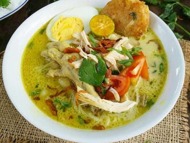 Makanan dan Minuman Khas Medan - Soto Medan