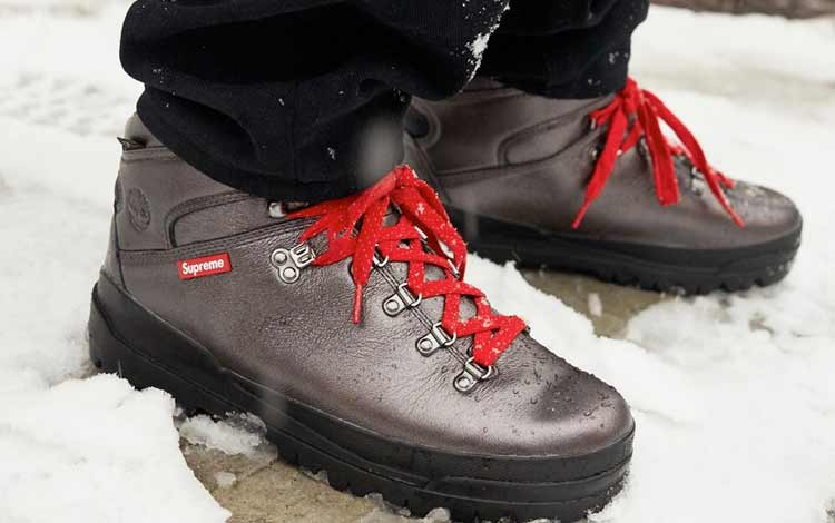 Sneakers Merek Supreme Yang Bagus - Timberland World Hiker Front Country Boot