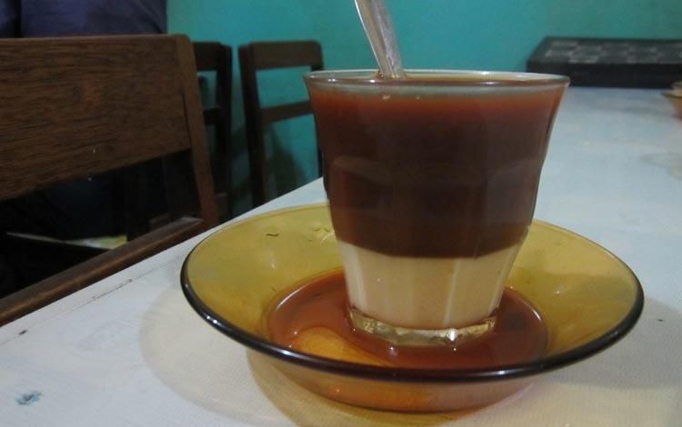 Makanan dan Minuman Khas Medan - Teh Susu Medan