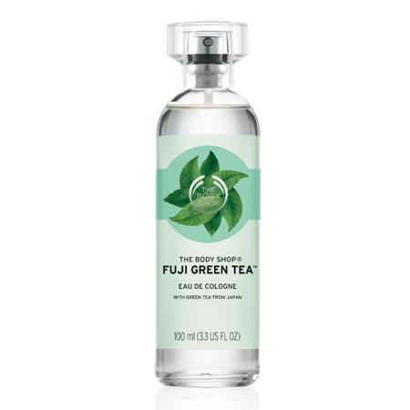 Merk Parfum Yang Bagus Dan Populer Di Indonesia - The Body Shop Fuji Green Tea Eau de Cologne