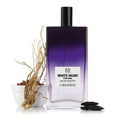 Merk Parfum Yang Bagus Dan Populer Di Indonesia - The Body Shop White Musk for Men