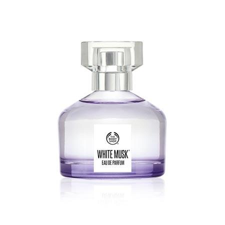 Merk Parfum Wanita Yang Bagus Dan Tahan Lama - The Body Shop White Musk