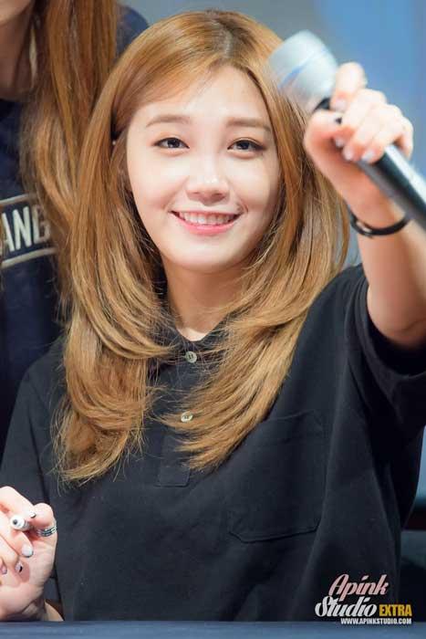 Gaya Rambut Idol Kpop Wanita Yang Trend - The Layered Cut