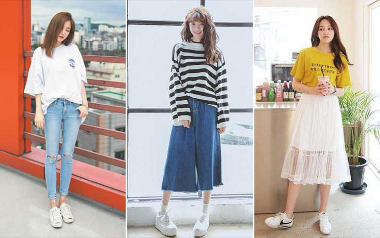 Tips Memilih Pakaian Untuk Wanita Kurus Agar Terlihat Lebih Berisi ... e3ed22834f