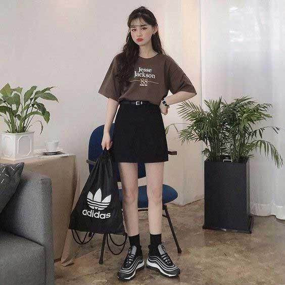 Trend Fashion Korea Yang Akan Booming Di Tahun 2019 - Edgy Style