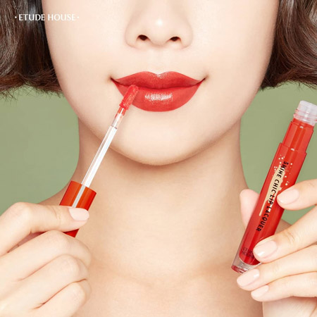 Trend Make Up Korea Di Tahun 2019 - Glossy Lips