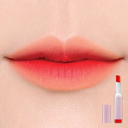 Trend Make Up Korea Di Tahun 2019 - Two Tone Gradient Lips