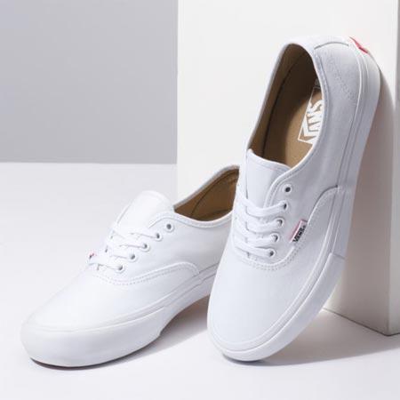 Rekomendasi Sneaker Vans Yang Bagus - Vans Authentic Pro