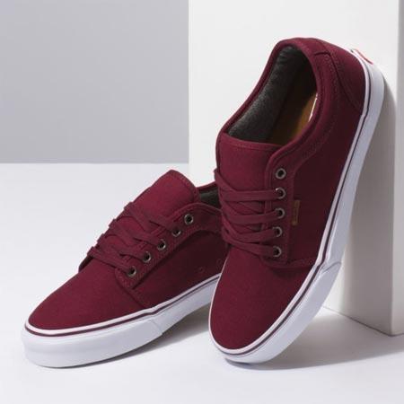 Rekomendasi Sneaker Vans Yang Bagus - Vans Chukka Low