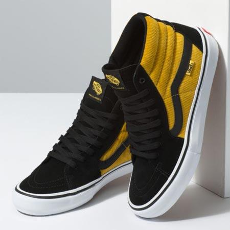 Rekomendasi Sneaker Vans Yang Bagus - Vans Corduroy SK8-HI Pro