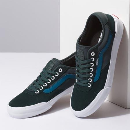 Rekomendasi Sneaker Vans Yang Bagus - Vans Mesh Chima Pro 2