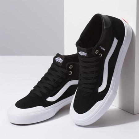 Rekomendasi Sneaker Vans Yang Bagus - Vans Style 112 Mid Pro