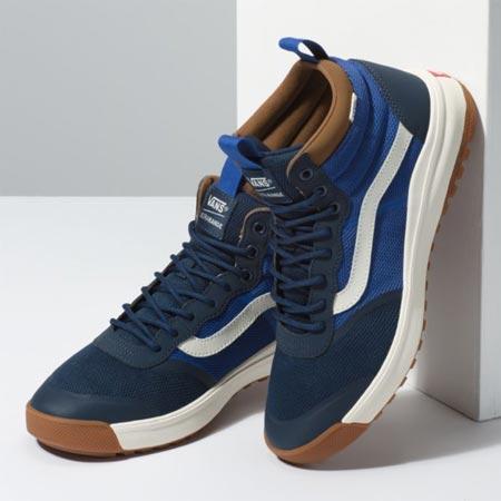 Rekomendasi Sneaker Vans Yang Bagus - Vans UltraRange Hi DI