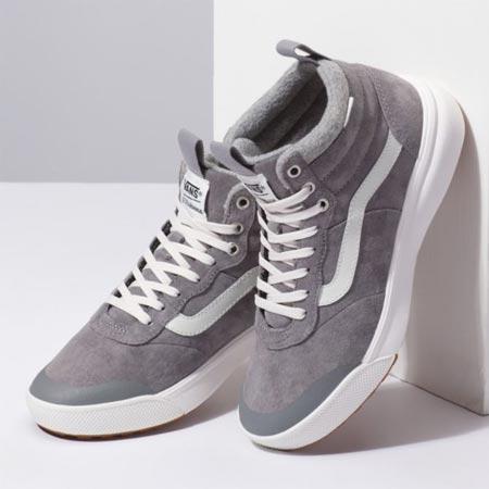 Rekomendasi Sneaker Vans Yang Bagus - Vans Wool UltraRange Hi MTE