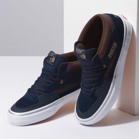Rekomendasi Sneaker Vans Yang Bagus - Vans x Independent Half Cab Pro