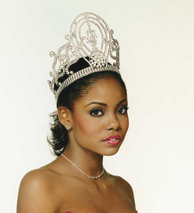 Pemenang Miss Universe Dari Waktu Ke Waktu - Wendy Fitzwilliam - 1998