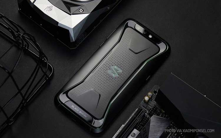 Xiaomi Black Shark Skywalker - Ponsel Gaming Keren