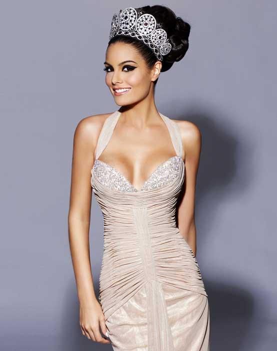 Pemenang Miss Universe Dari Waktu Ke Waktu - Ximena Navarrete - 2010