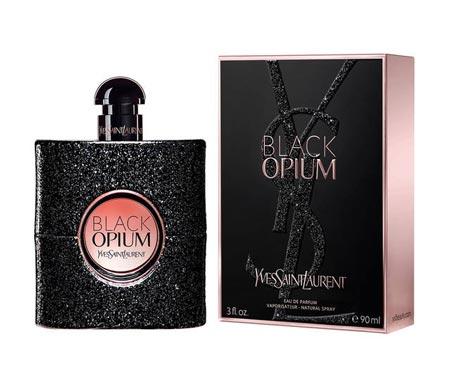 Merk Parfum Wanita Yang Bagus Dan Tahan Lama - Yves Saint Laurent Black Opium Perfume
