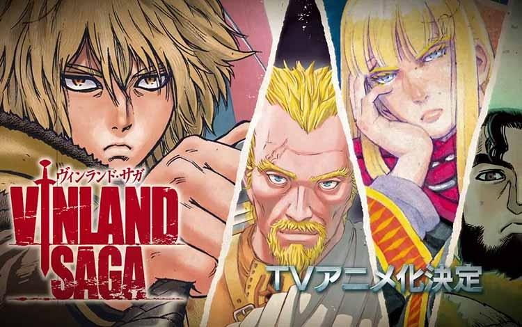 Anime terbaru 2019